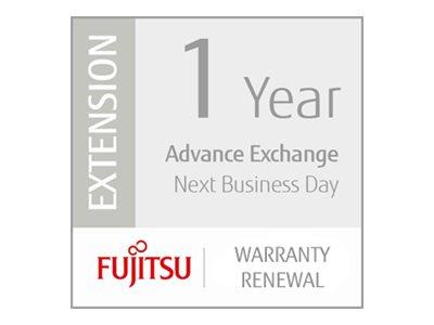 Fujitsu Scanner Service Program 1 Year Warranty Renewal for Fujitsu Workgroup Scanners - Serviceerweiterung (Erneuerung)