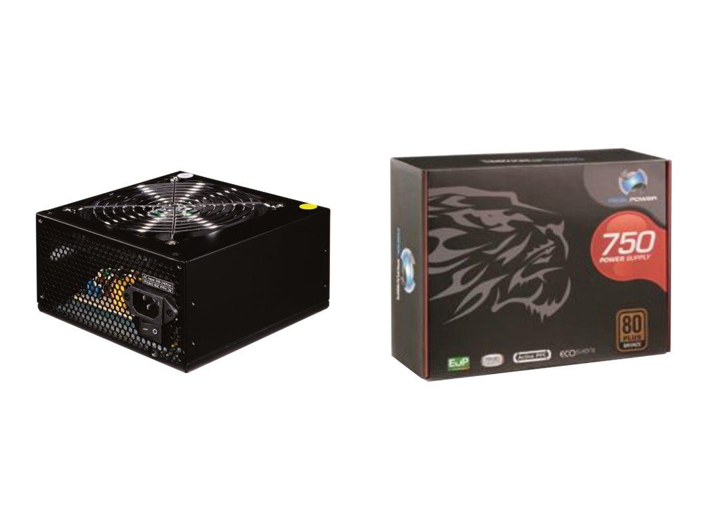 Ultron Realpower RP-750 ECO - Netzteil (intern) - ATX12V 2.3