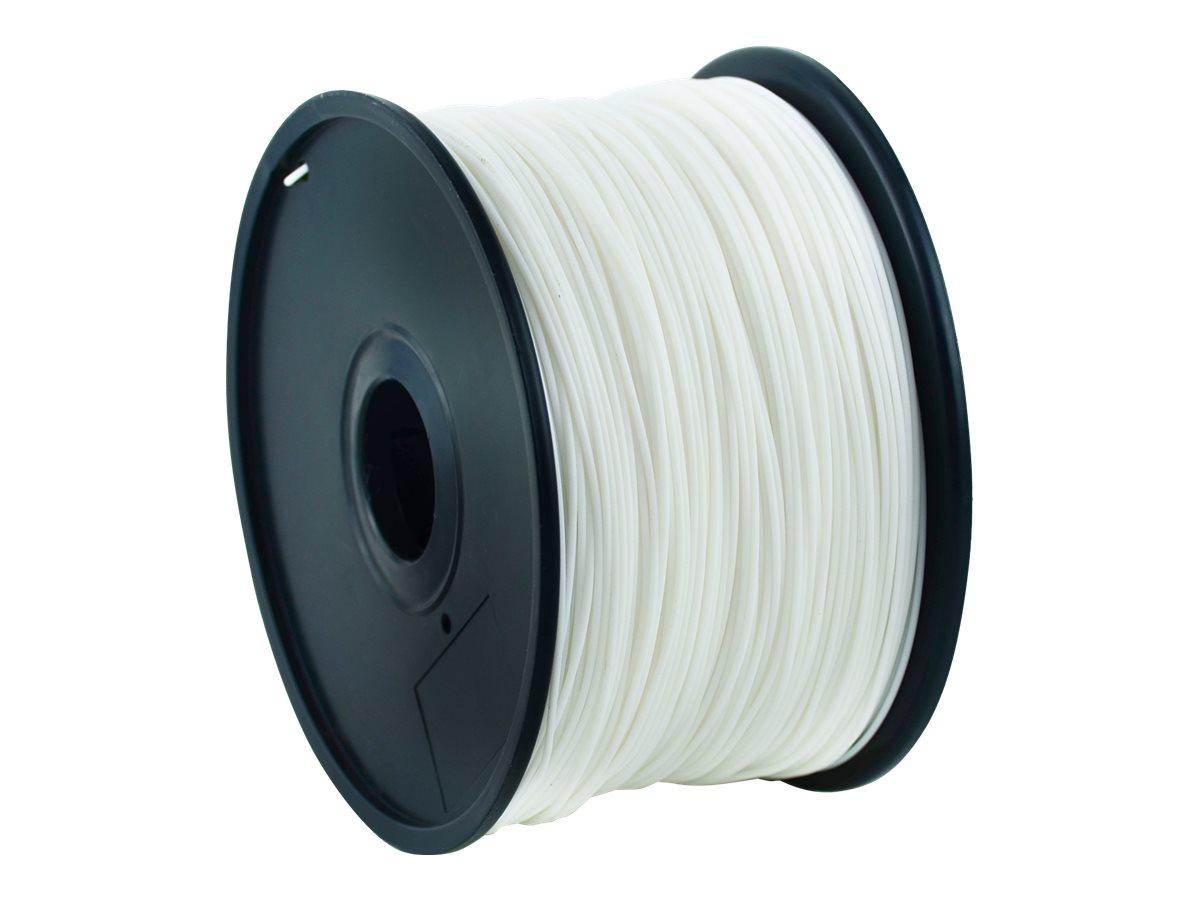 Gembird Wei? - 1 kg - 400 m - ABS-Filament (3D)