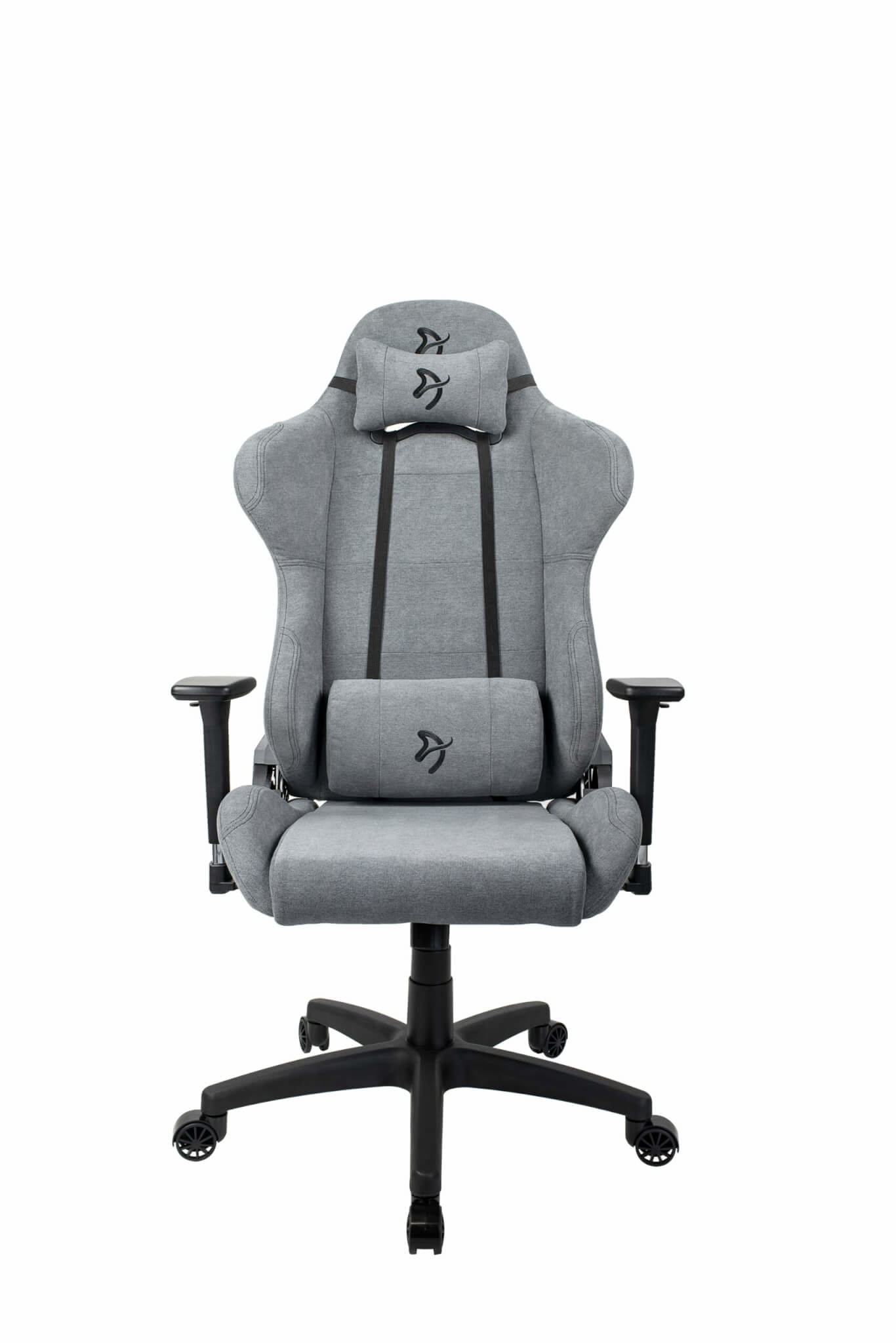 Arozzi Torretta -SFB-ASH - PC-Gamingstuhl - PC - 100 kg - Gepolsterter - ausgestopfter Sitz - Gepolsterte Rückenlehne - Metall