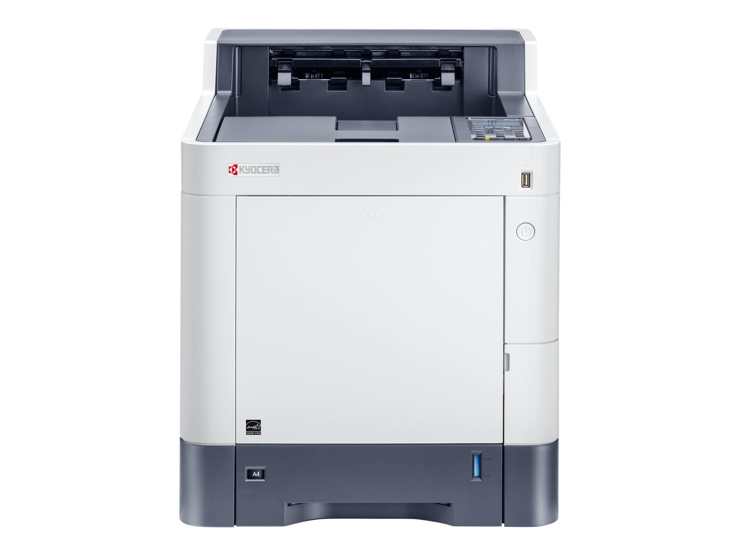 Kyocera ECOSYS P6235CDN/KL3 - Drucker - Farbe - Duplex - Laser - A4/Legal - 1200 x 1200 dpi - bis zu 35 Seiten/Min. (einfarbig)/