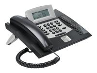 COMfortel 1600 Analoges Telefon Schwarz Anrufer-Identifikation