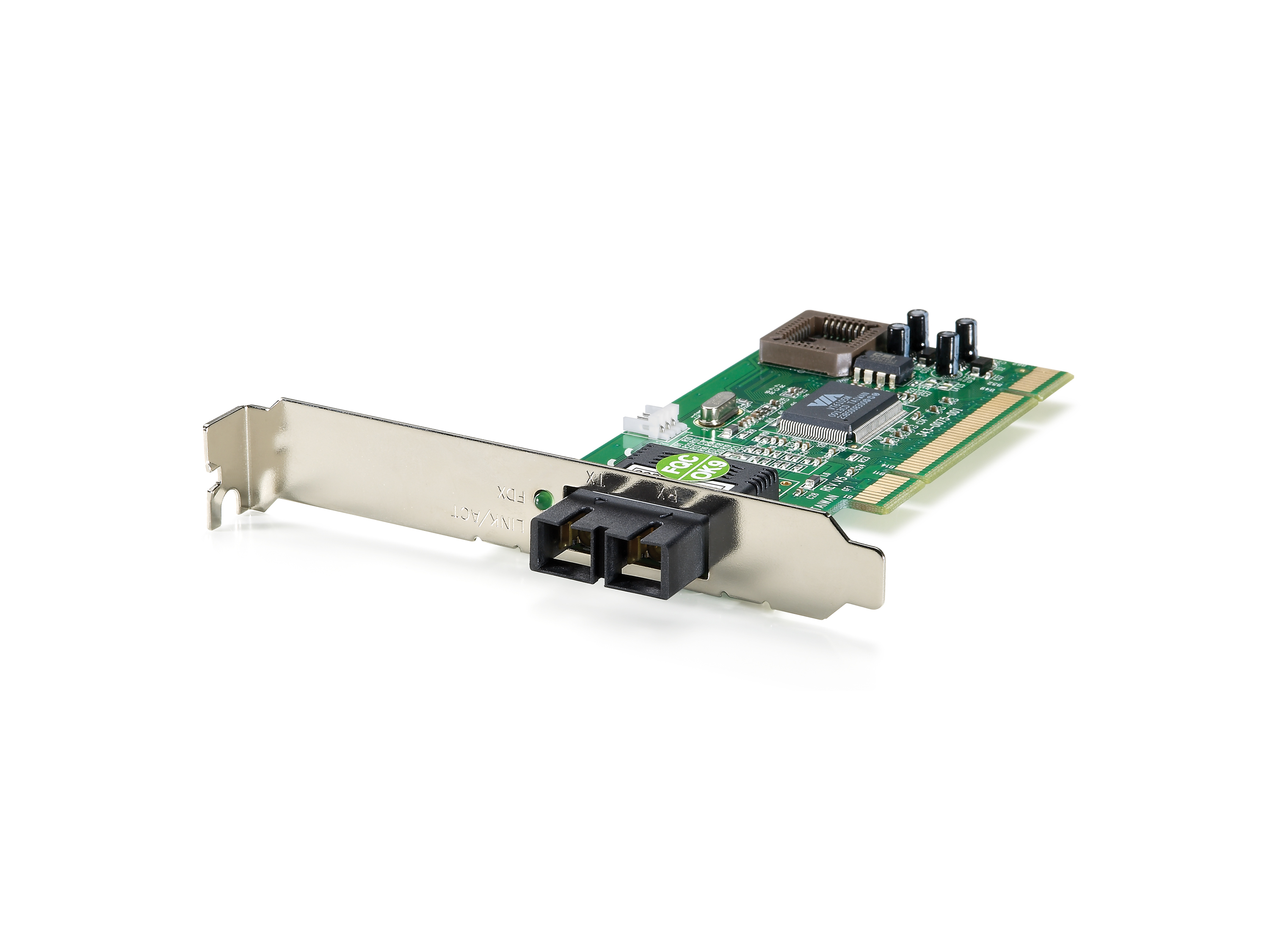 LEVEL ONE FNC-0104FX Fast Ethernet PCI Karte fuer Glasfaser