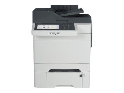 Lexmark CX510dthe - Multifunktionsdrucker - Farbe - Laser - Legal (216 x 356 mm)