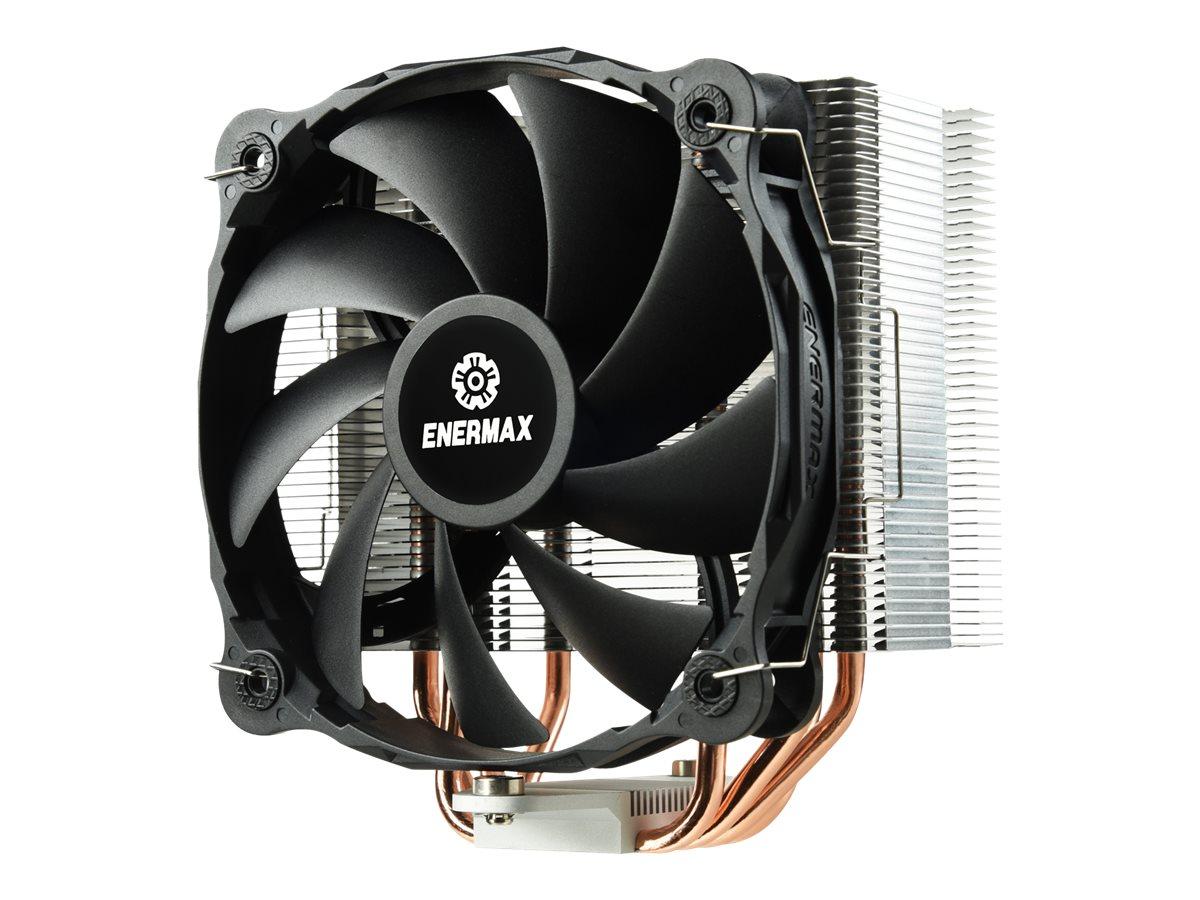 Enermax ETS-F40-FS - Prozessor-Luftkühler - (für: LGA1156, AM2, AM2+, LGA1366, AM3, LGA1155, AM3+, LGA2011, FM1, FM2, LGA1150, FM2+, LGA2011-3, LGA1151, AM4, LGA2066, LGA1200)