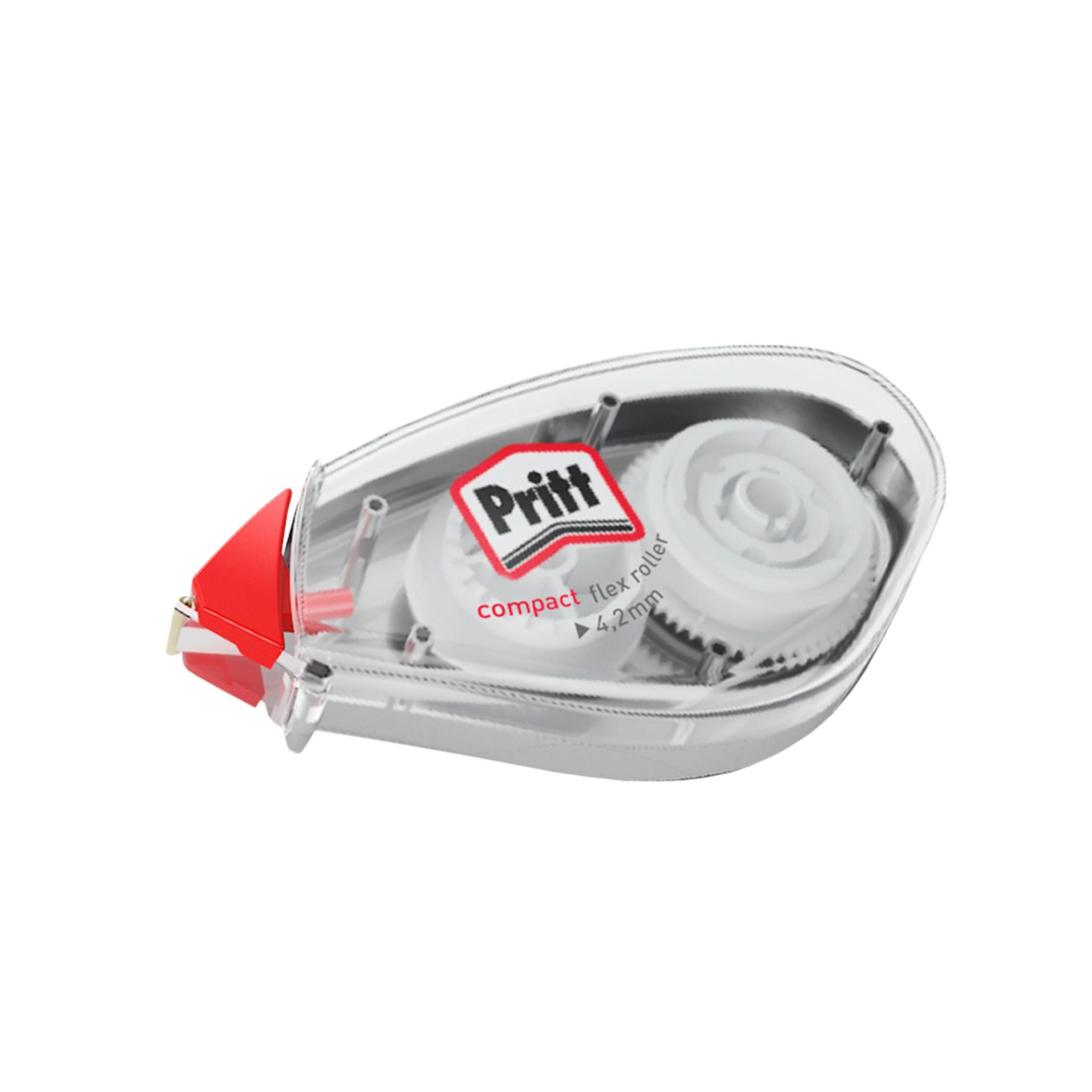 Pritt 990D - Compact flex - Korrekturroller - flexible Spitze