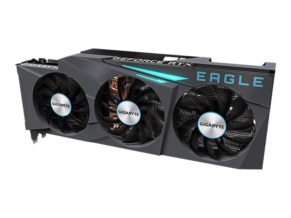 Gigabyte GeForce RTX 3090 EAGLE 24G - Grafikkarten