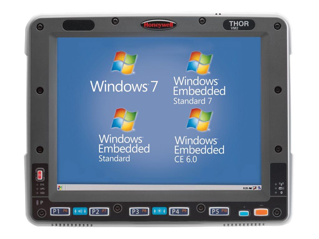 HONEYWELL Thor VM2 Tablet Intel® Atom Z530 32 GB Grau - Silber