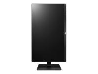 24BK750Y-B LED display 61 cm (24 Zoll) Full HD Flach Schwarz