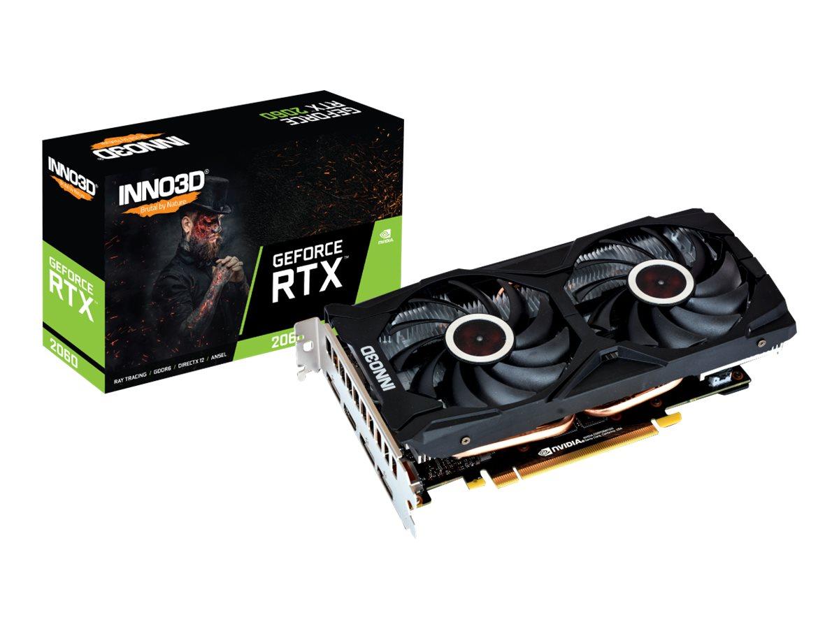 Inno3D GeForce RTX 2060 Twin X2 - Grafikkarten