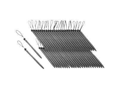 Zebra Motorola Stylus Gun Version - Schreiber als Handgerät (Packung mit 50)