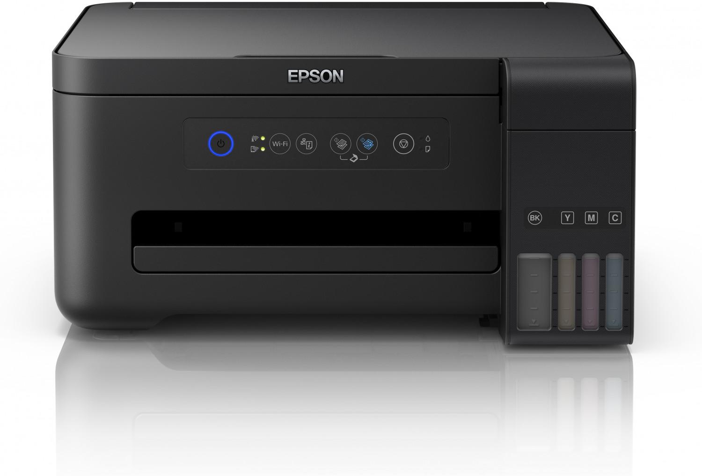 Epson EcoTank ET-2700 5760 x 1440DPI Tintenstrahl A4 33Seiten pro Minute WLAN Multifunktionsgerät