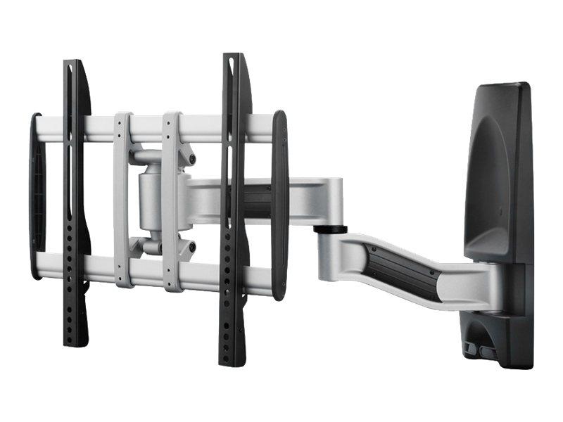AG Neovo LMA-01 - Befestigungskit für LCD-Display - Kunststoff, Stahl, Aluminiumlegierung - Schwarz/Silber - Bildschirmgröße: von 81,3 cm (von 32 Zoll)