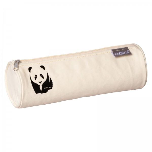 Vorschau: Pagna Schlampermäppchen Save me Panda natur