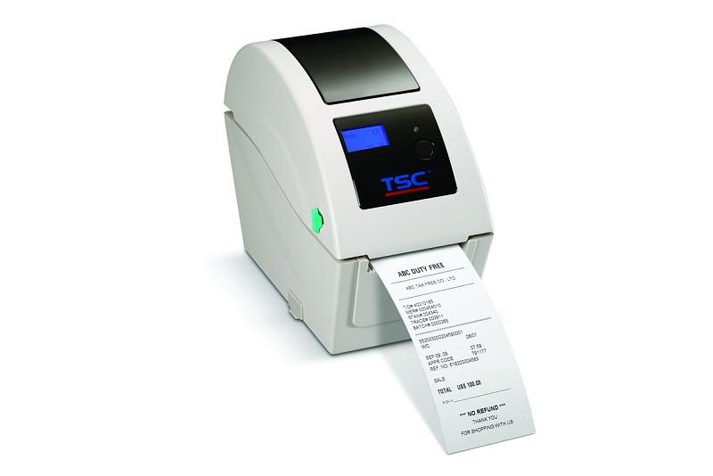 TSC TDP-225 203dpi USB RS232 - Etiketten-/Labeldrucker - Etiketten-/Labeldrucker