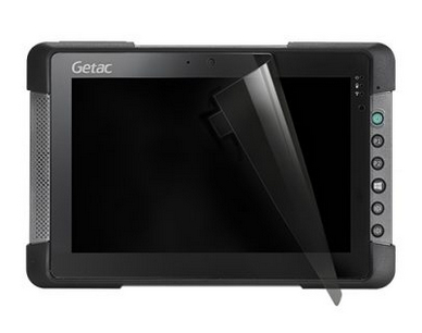 GETAC GMPFX8 Clear screen protector Tablet Getac T800 Scratch resistant Transparent
