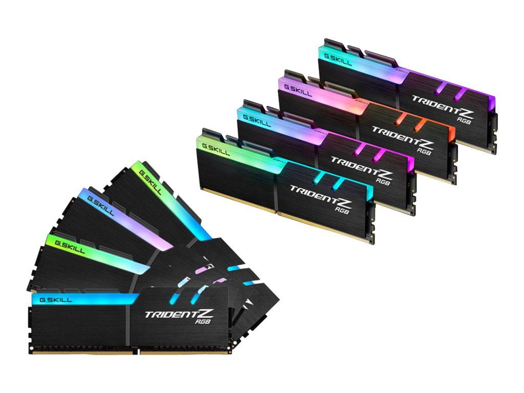 Vorschau: G.Skill TridentZ RGB Series - DDR4 - kit - 256 GB: 8 x 32 GB