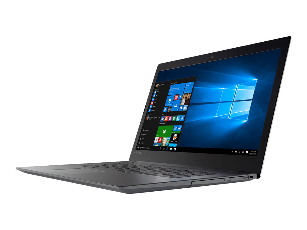 "Lenovo V320-17ISK - 43.9 cm (17.3"") HD+ - Core i3 6006U - 4 GB RAM - 500 GB HDD - DVD-Writer - Win 10"