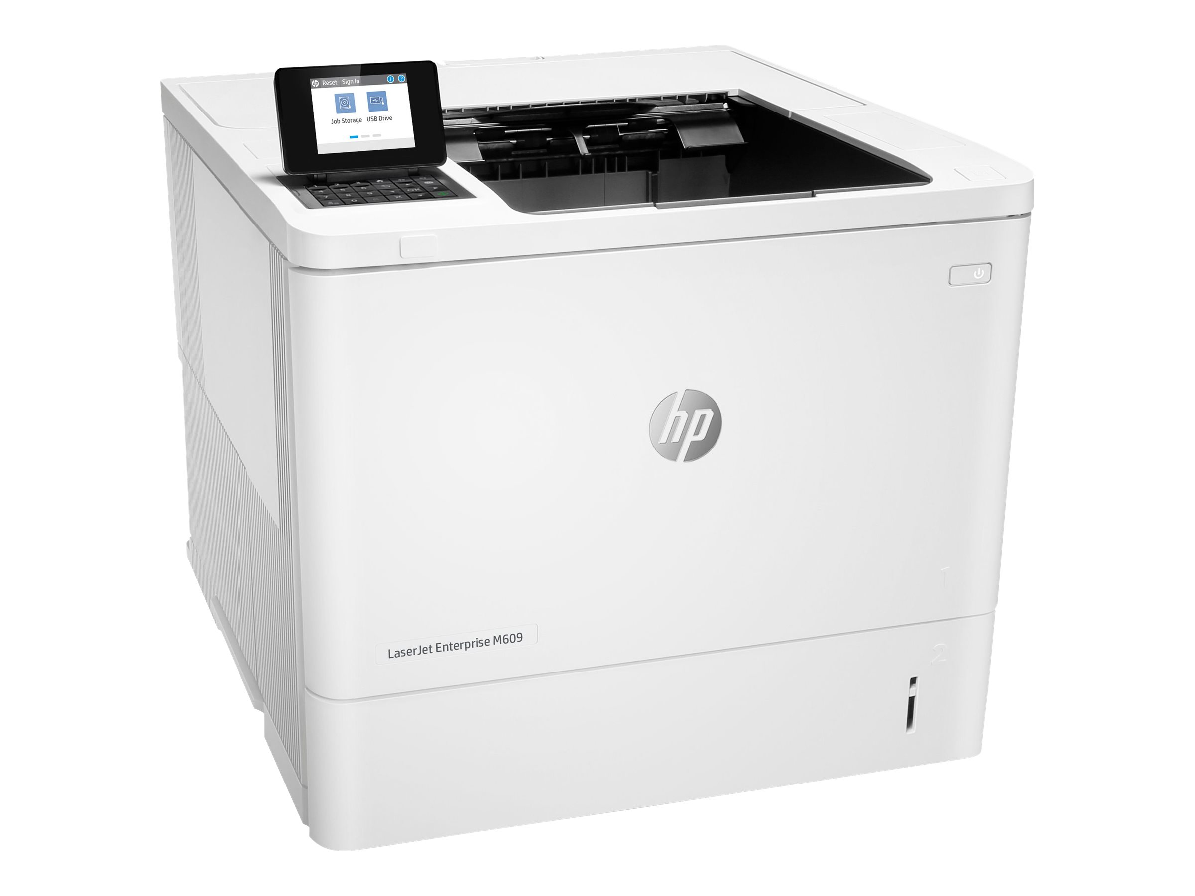 HP LaserJet Enterprise M609dn - Drucker - monochrom