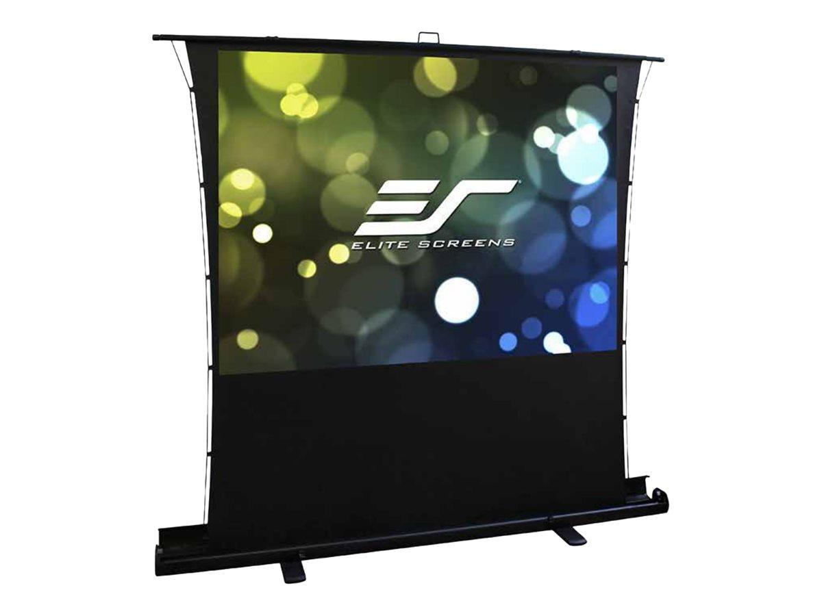 """Elite Screens ezCinema Tab-Tension Series - Projektionsschirm mit Bodenständer - bodenstehend - 234 cm (92"""")"""