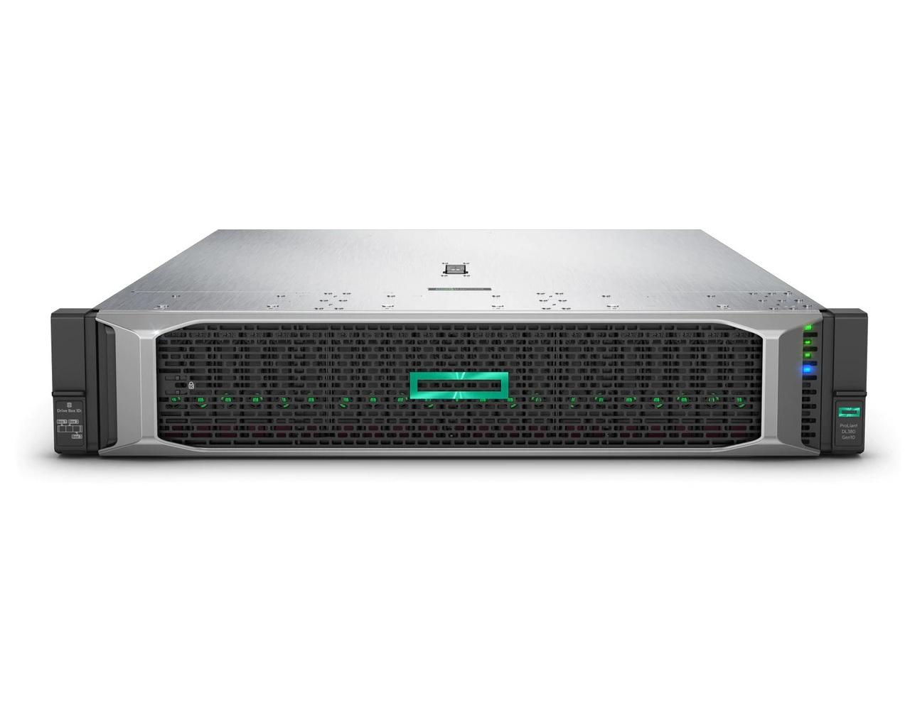 HP Enterprise ProLiant DL380 Gen10 5218 8SFF PERF WW - 2,3 GHz - 5218 - 64 GB - DDR4-SDRAM - 800 W - Rack (2U)