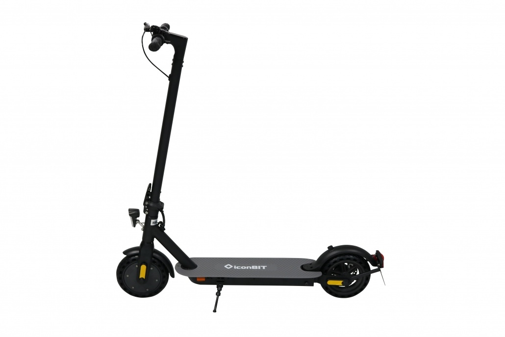 iconBIT City - Stunt scooter - 20 km/h - 100 kg - Beide Geschlechter - Schwarz - 2 Rad/Räder