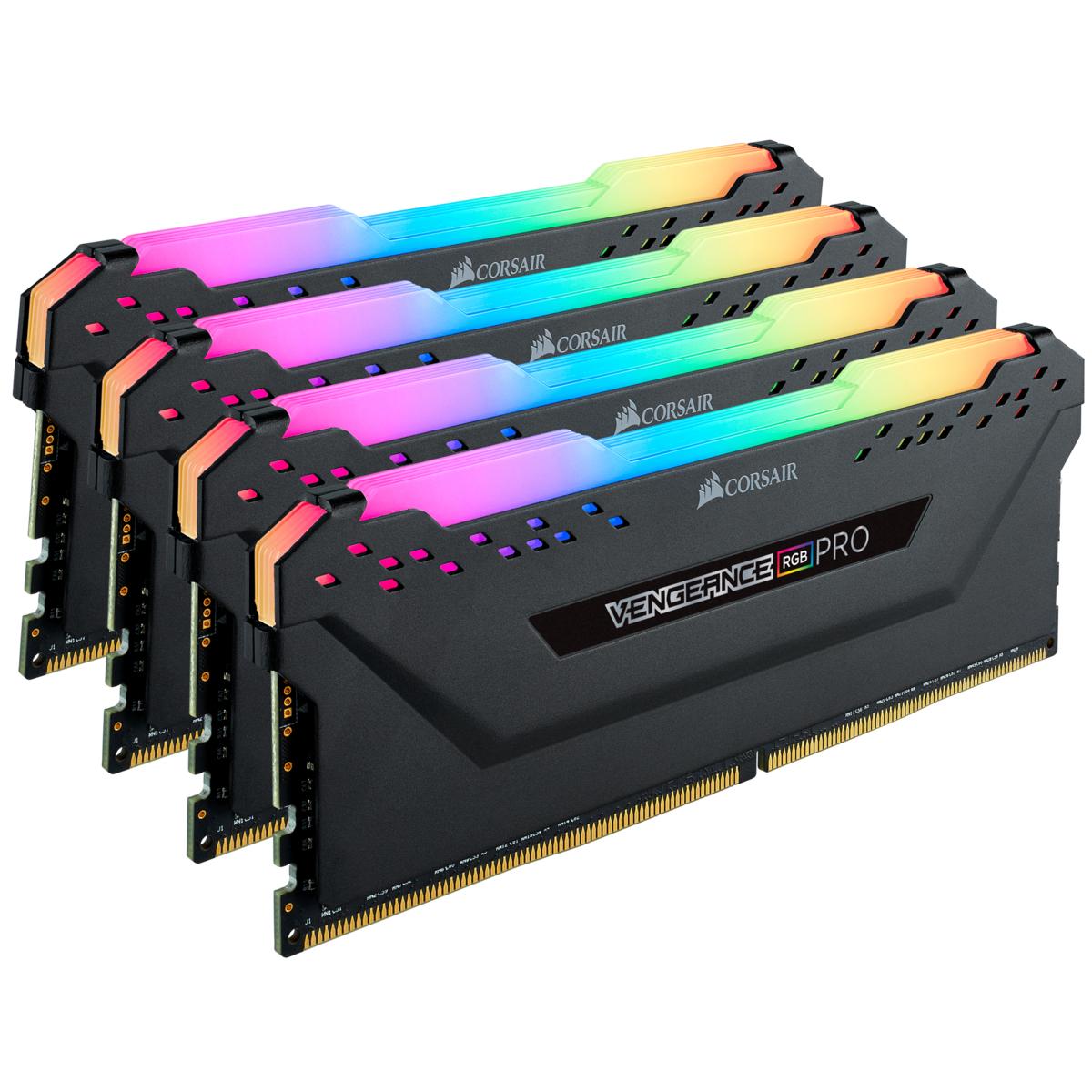 Corsair Vengeance RGB PRO - DDR4 - 32 GB: 4 x 8 GB