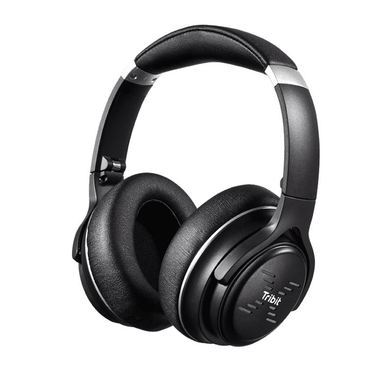 Tribit Audio XFree Go - Kopfhörer - Verkabelt & Kabellos - Bluetooth 5.0