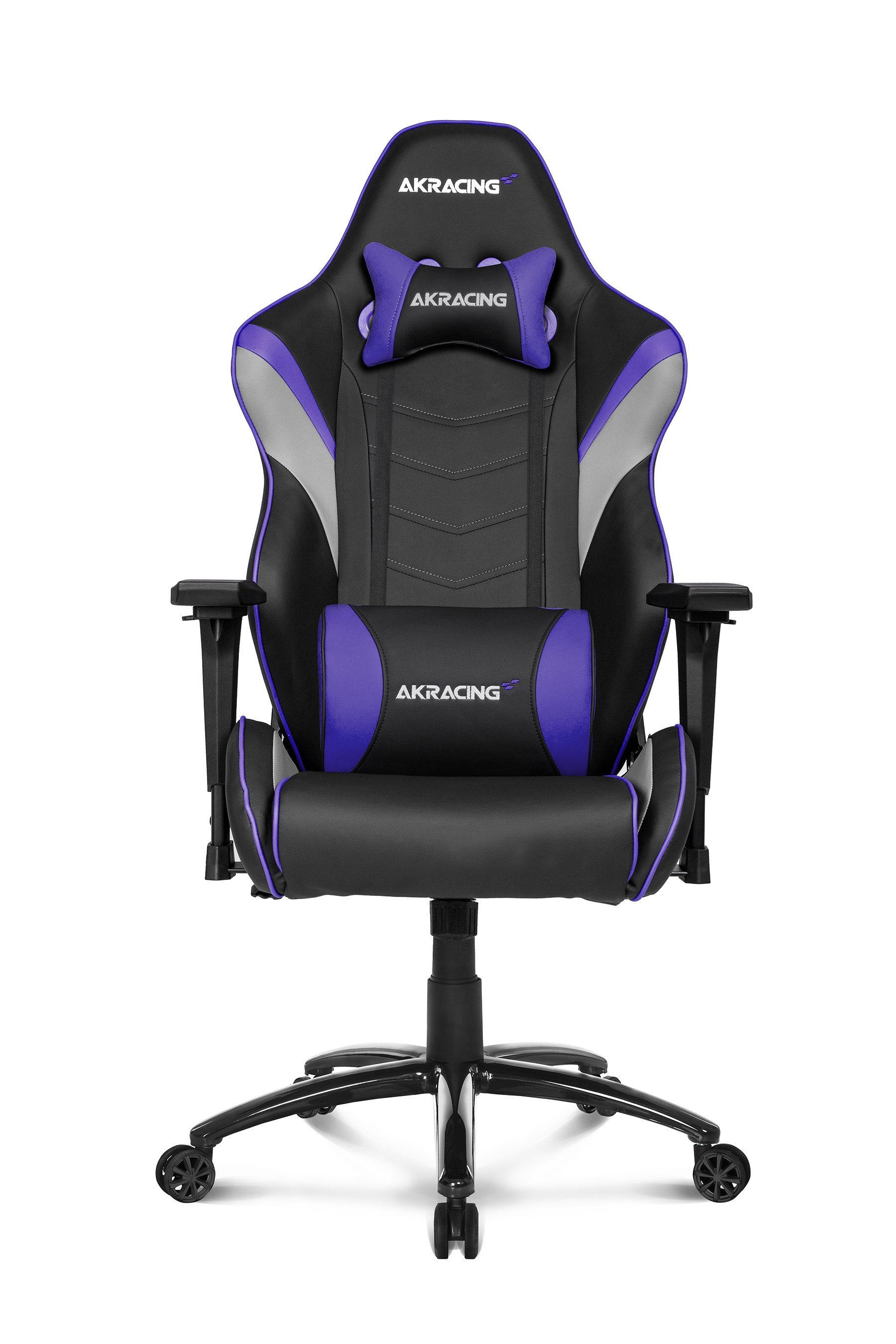 AKRacing LX - PC-Spielstuhl - PC - 150 kg - Gepolsterter - ausgestopfter Sitz - Gepolsterte - ausgestopfte Rückenlehne - Rennen