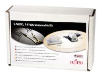CON-3338-008A Scanner Verbrauchsmaterialienset Drucker-/Scanner-Ersatzteile