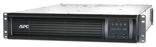 APC Smart-UPS Line-Interaktiv 2200VA 9AC-Ausgänge Rackmount Schwarz Unterbrechungsfreie Stromversorgung (UPS)