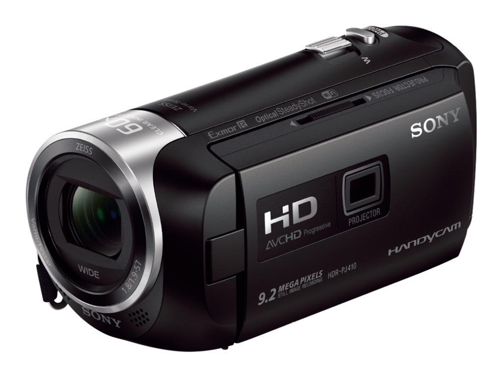 Sony Handycam HDR-PJ410 - Camcorder mit Projektor
