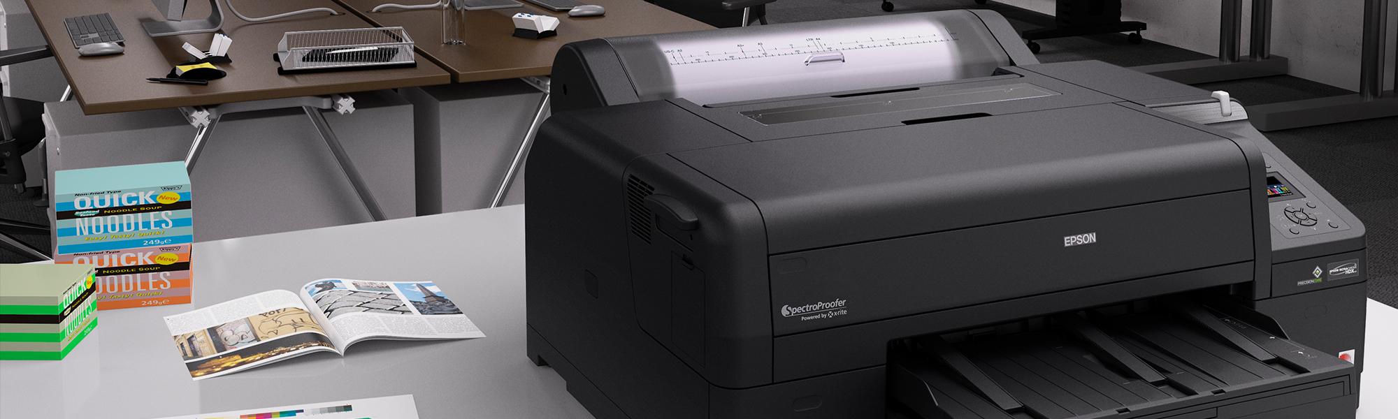 Epson SureColor SC-P5000 STD Farbe 2880 x 1440DPI A2 Tintenstrahldrucker