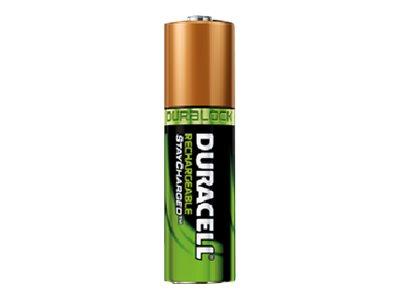 Duracell StayCharged - Batterie 2 x AA-Typ - NiMH - (wiederaufladbar)