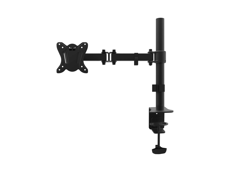 equip 650151 - Klemme - 8 kg - 33 cm (13 Zoll) - 68,6 cm (27 Zoll) - 100 x 100 mm - Schwarz