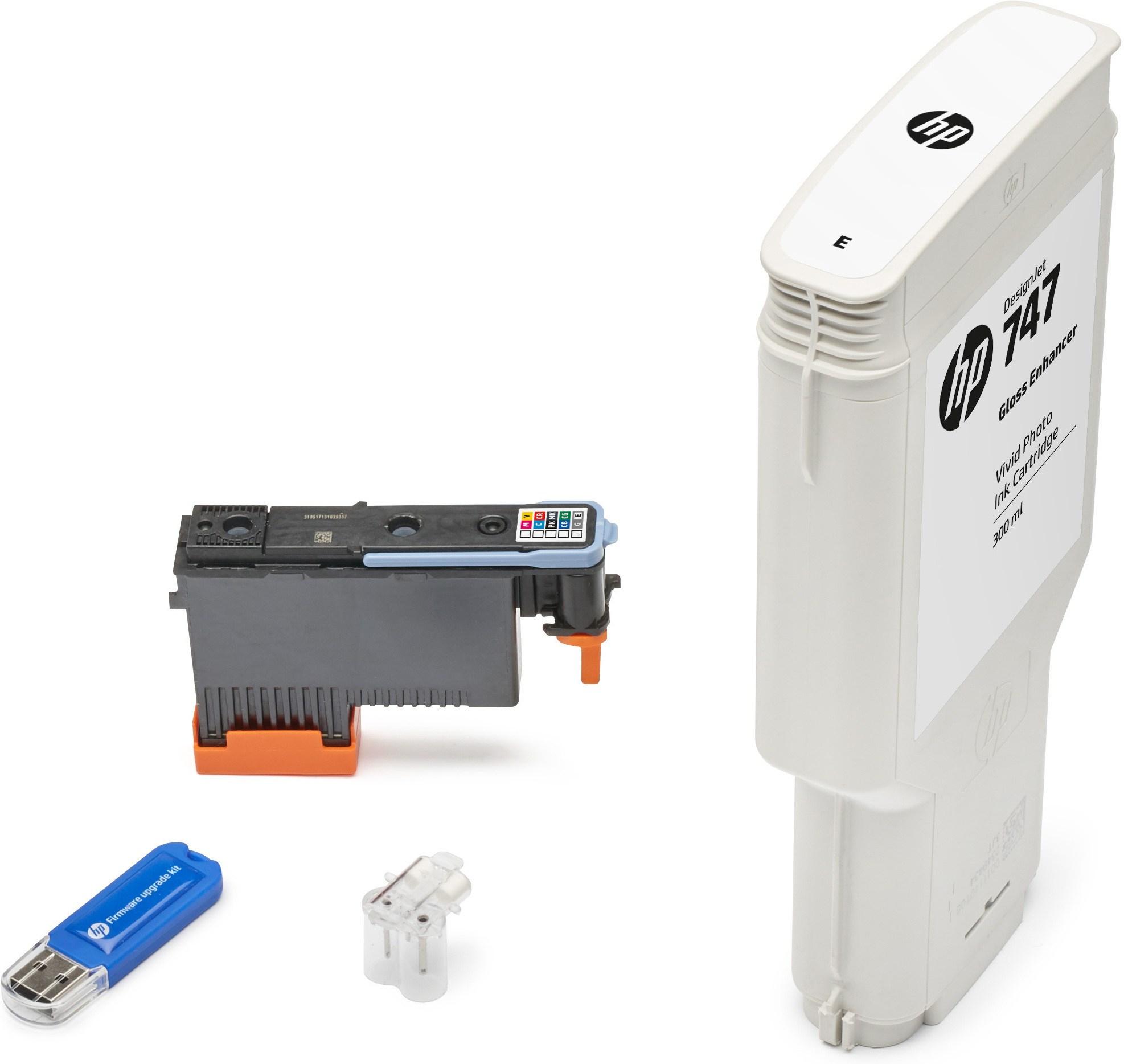 HP Gloss Enhancer Tinten-Upgrade-Set ( 2QX55A )