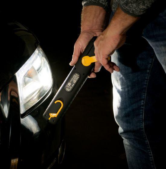 Brennenstuhl 1178590100 - Hand-Blinklicht - Schwarz - Tasten - IP20 - LED - 1 Lampen