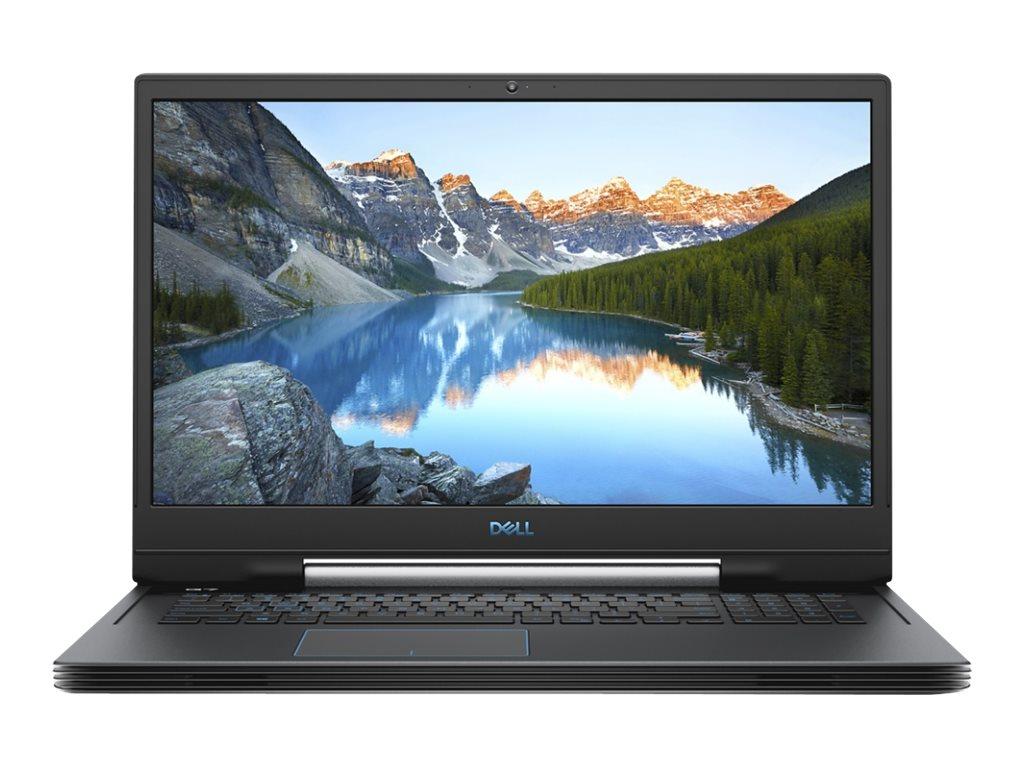 """Dell G7 17 7790 - Core i5 9300H / 2.4 GHz - Win 10 Home 64-Bit - 8 GB RAM - 128 GB SSD NVMe + 1 TB HDD - 43.9 cm (17.3"""")"""