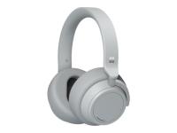 MXZ-00009 Mobiles Headset Binaural Kopfband Grau