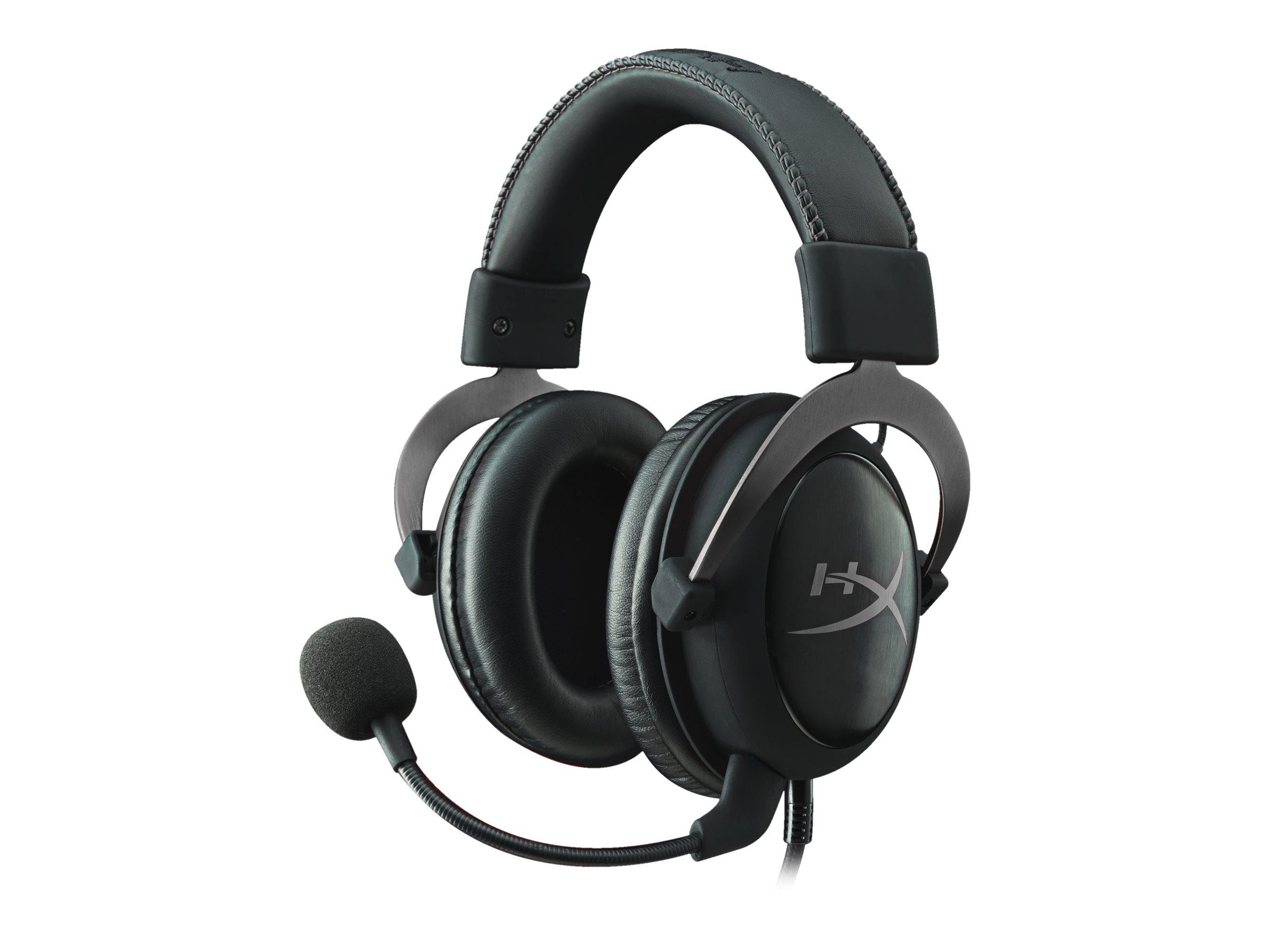 Kingston HyperX Cloud II - Headset - ohrumschließend - kabelgebunden