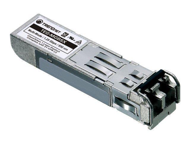 TRENDnet TEG MGBSX - SFP (Mini-GBIC)-Transceiver-Modul