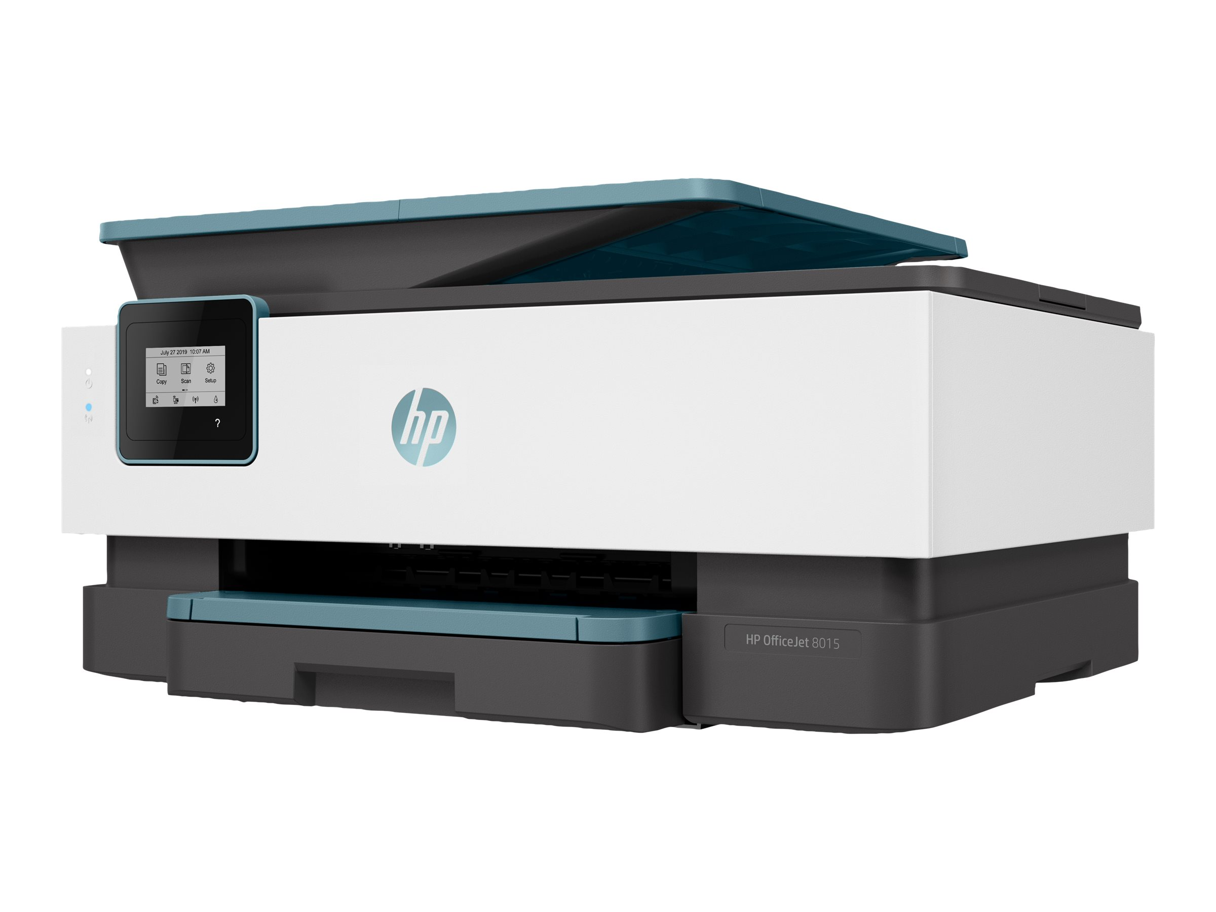HP Officejet 8015 All-in-One - Multifunktionsdrucker - Farbe - Tintenstrahl - A4 (210 x 297 mm)