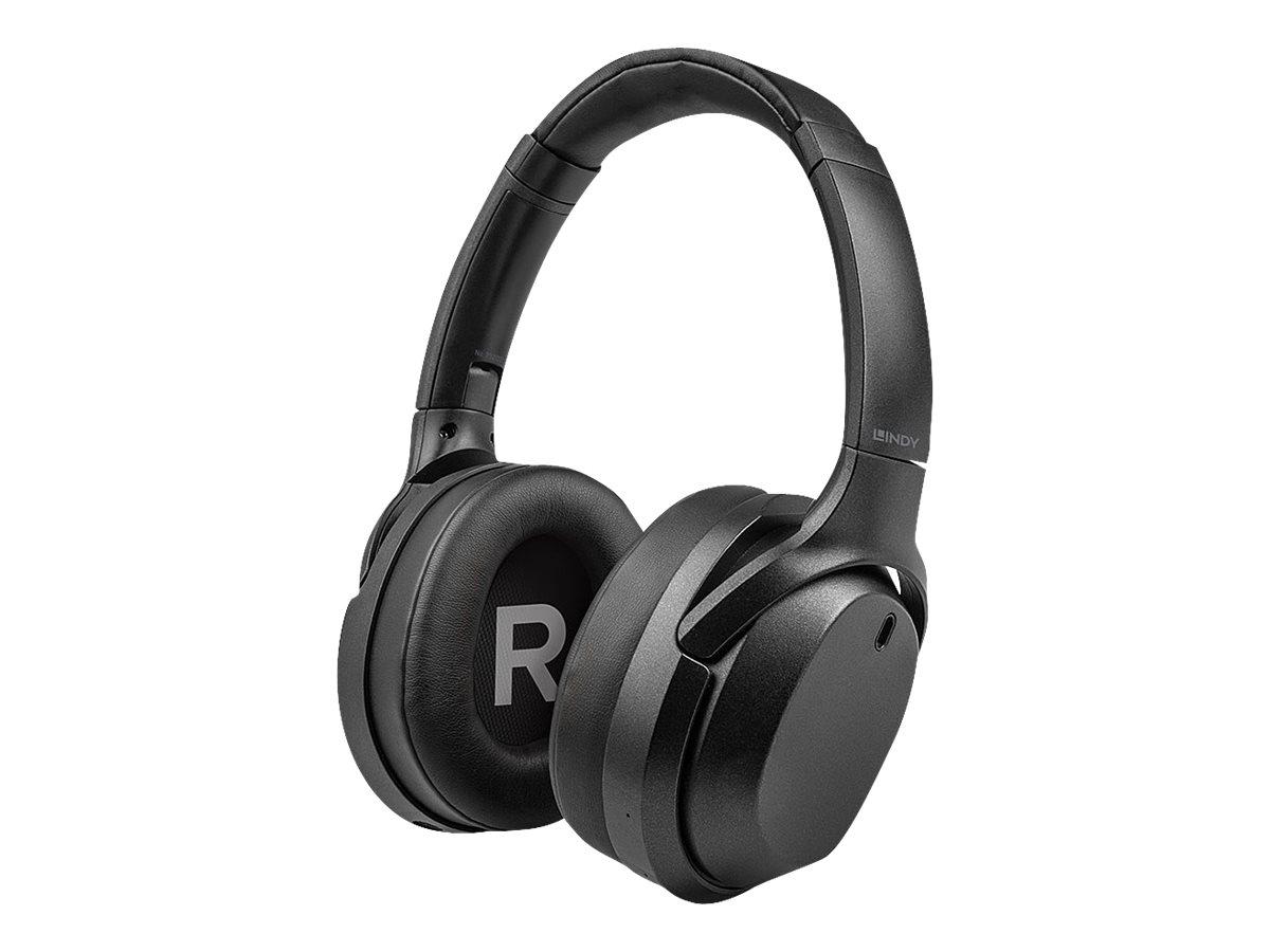 Lindy LH700XW - Kopfhörer - kabellos - Bluetooth - ohrumschließend