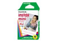 Fujifilm Instax Mini - Instant-Farbfilm - ISO 800