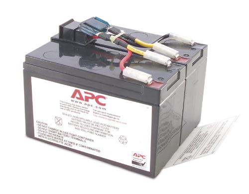 APC Replacement Battery Cartridge #48 Plombierte Bleisäure (VRLA) Wiederaufladbare Batterie