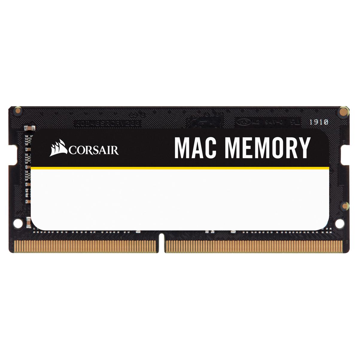 Corsair Mac Memory - DDR4 - 64 GB: 2 x 32 GB
