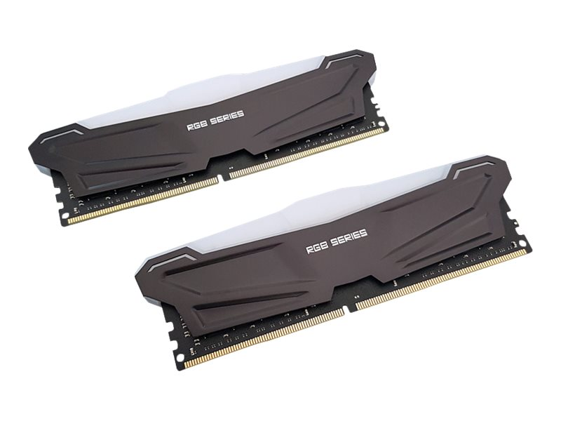 LC Power RGB SERIES - DDR4 - 32 GB - DIMM 288-PIN