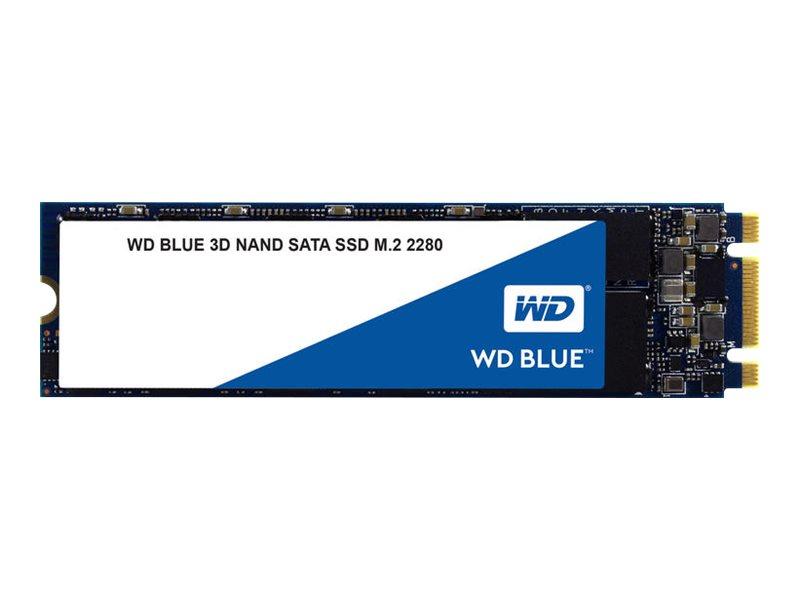 WD Blue 3D NAND SATA SSD WDS250G2B0B - 250 GB SSD
