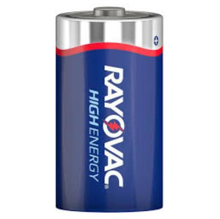 Rayovac 4020944402 - Einwegbatterie - D - Alkali - 2 Stück(e) - Blau - Rot - Silber