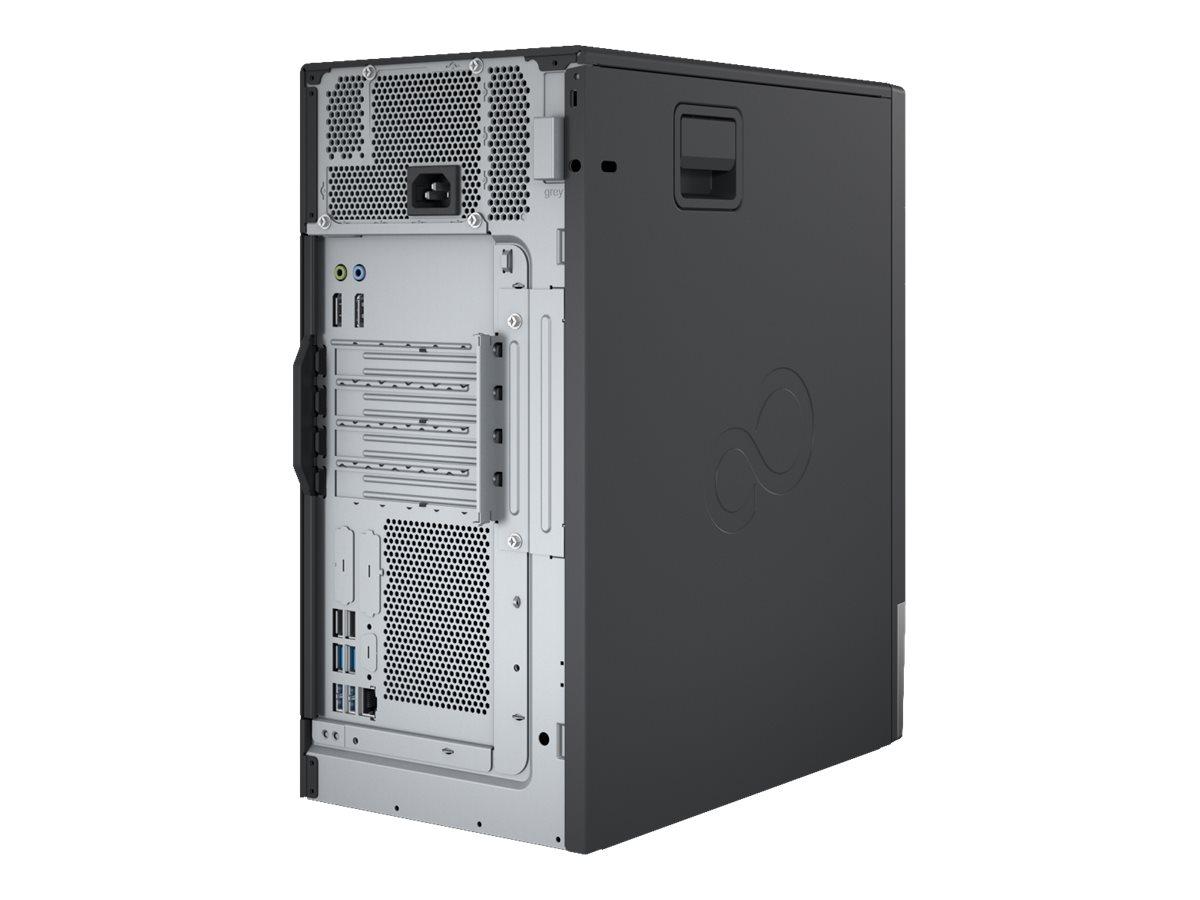 Fujitsu Celsius W5010 - Micro Tower - 1 x Core i7 10700 / 2.9 GHz